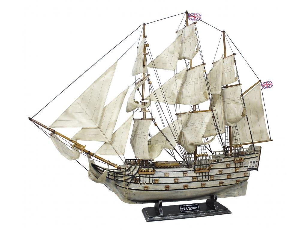 Model lodě - plachetnice H.M.S. Victory 86 cm