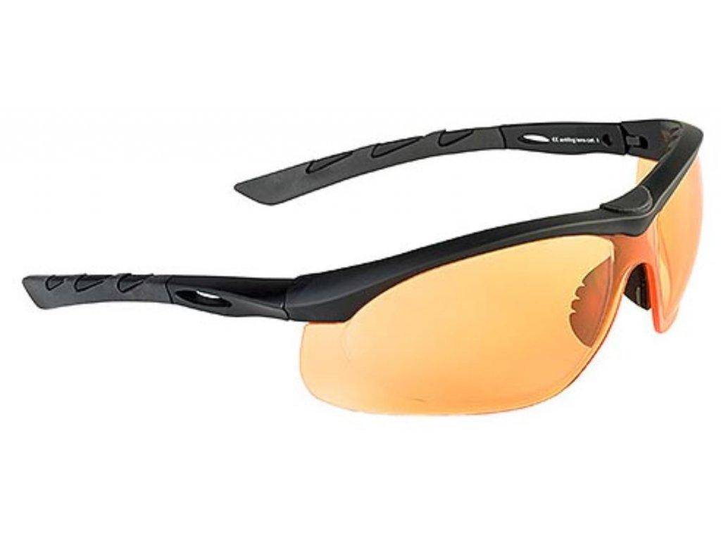 Brýle SWISS EYE LANCER oranžová skla