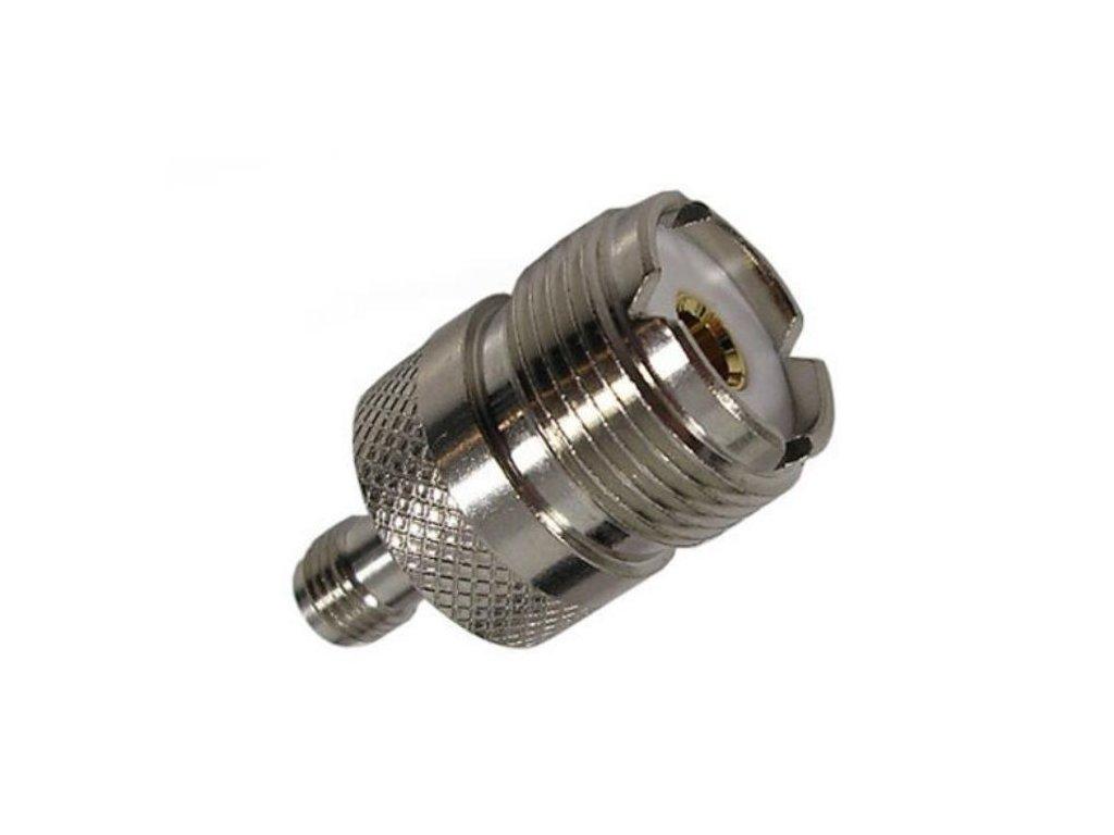 SMA-PL adapter f/f