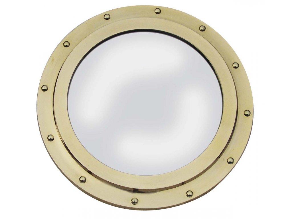 Lodní okénko pevné zrcadlové Ø 30 cm