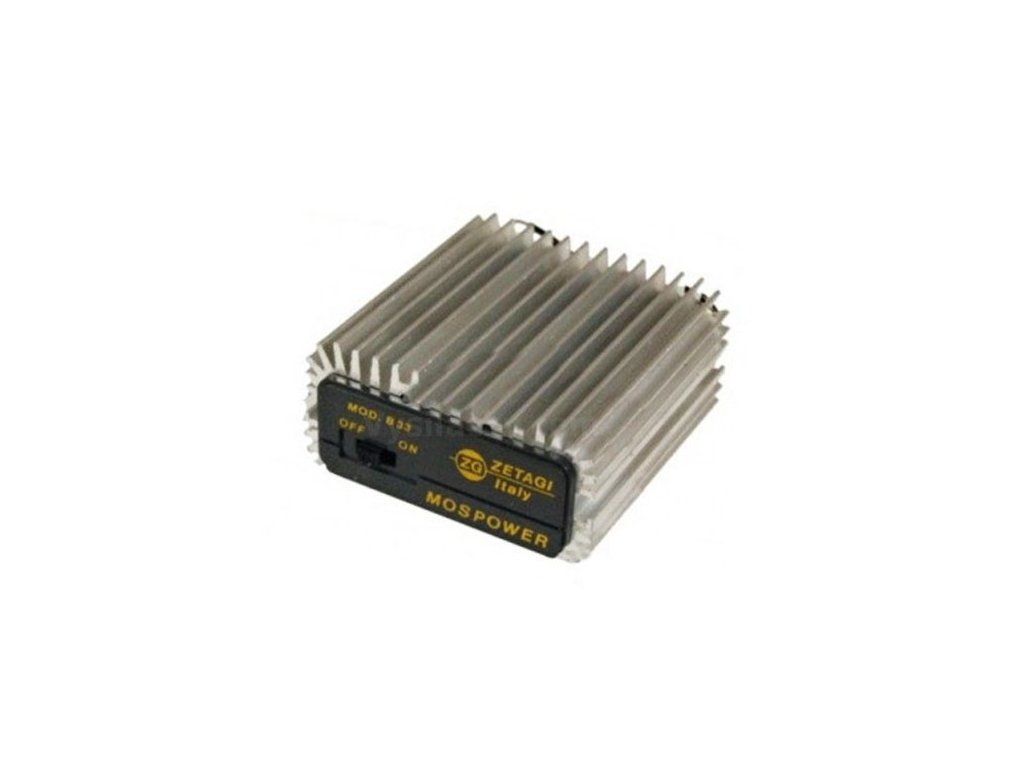 Zesilovač 30 / 26-30 MHz B33