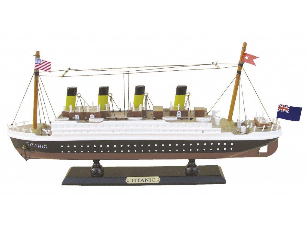 Model lodě - Titanic 35 cm