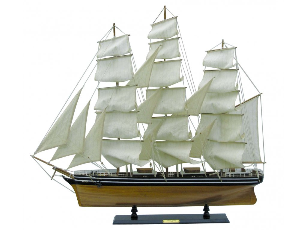 Model lodě - Cutty Sark 100 cm