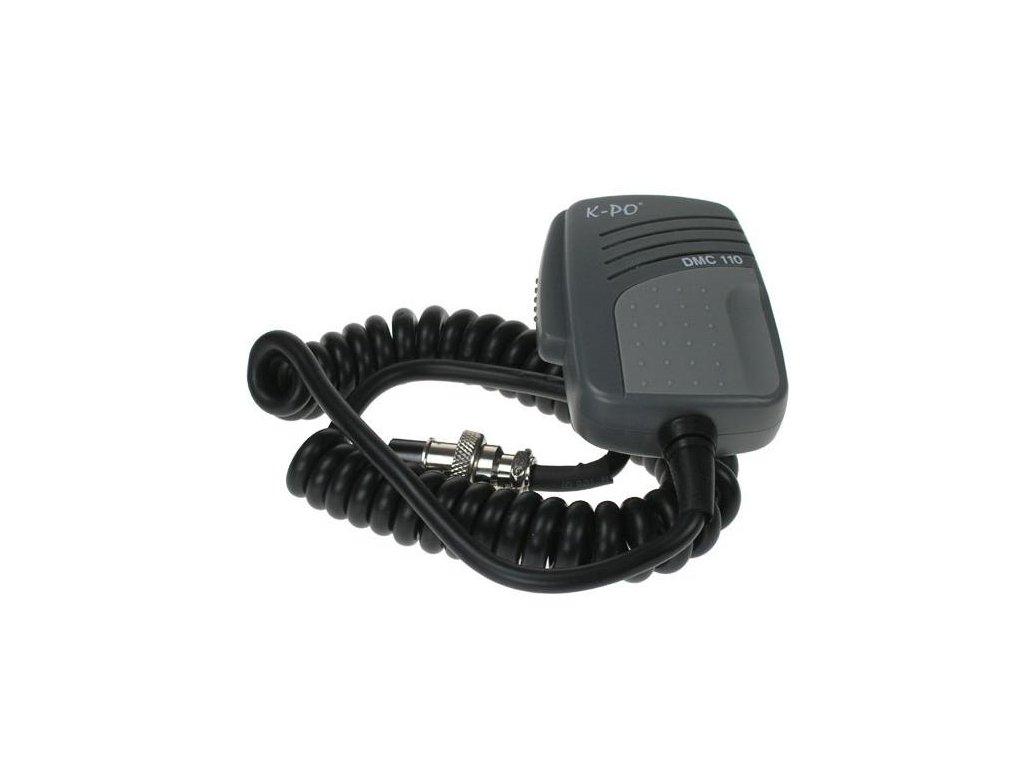 Dynamický mikrofon DMC 110 6-pin