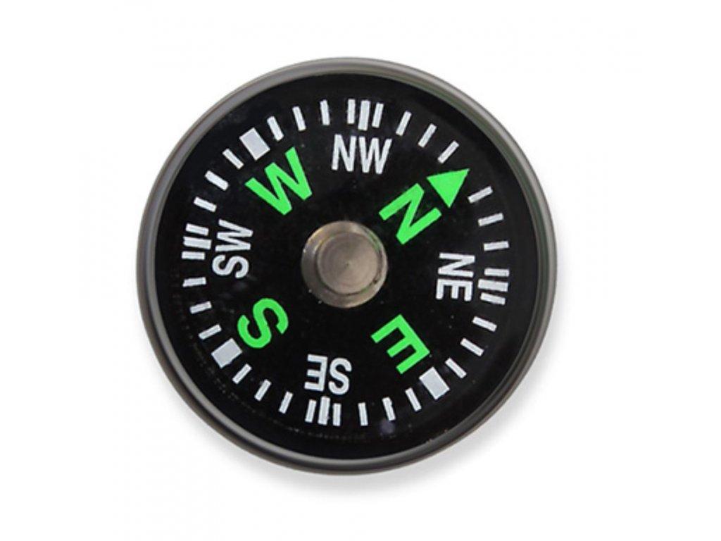 Knoflíkový kompas Ø 2 cm