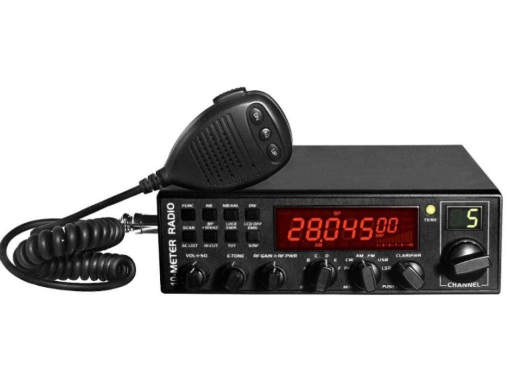AT-5555 Maas DX-5000 FM/AM/SSB radiostanice