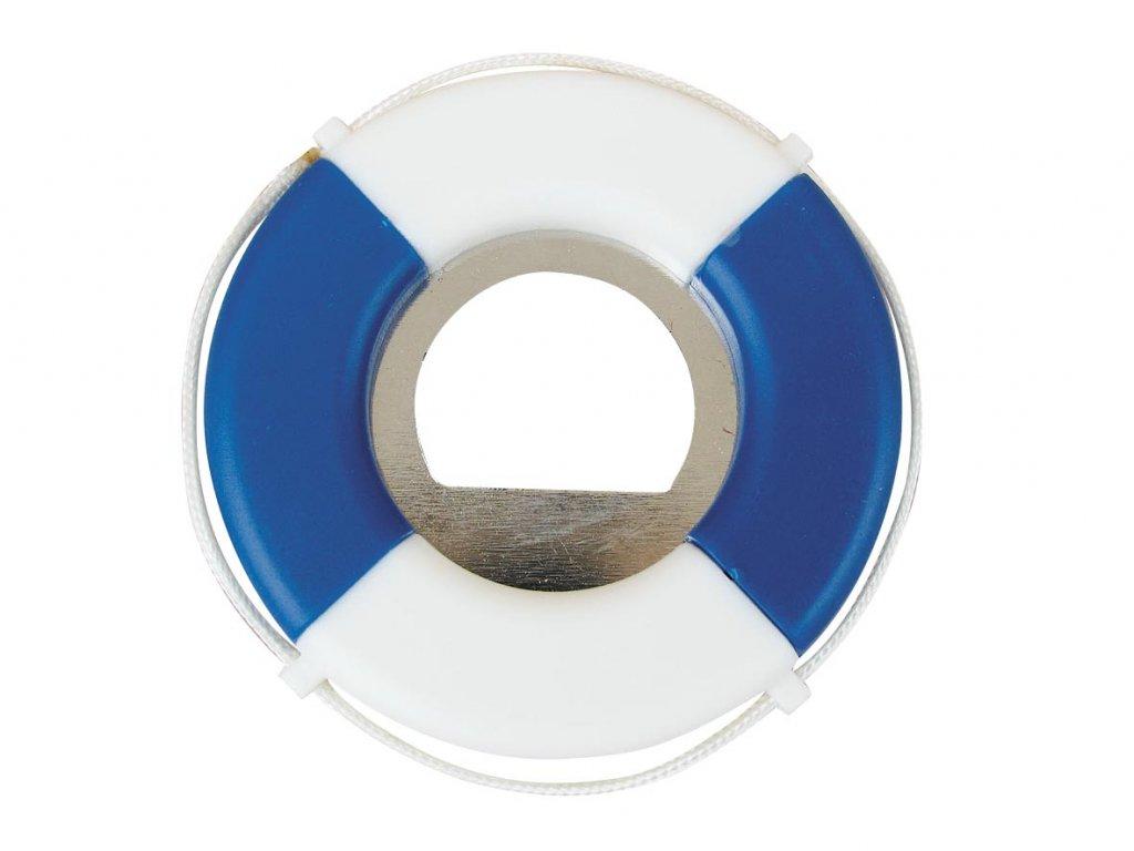 Otvírák na lahve - záchranný kruh