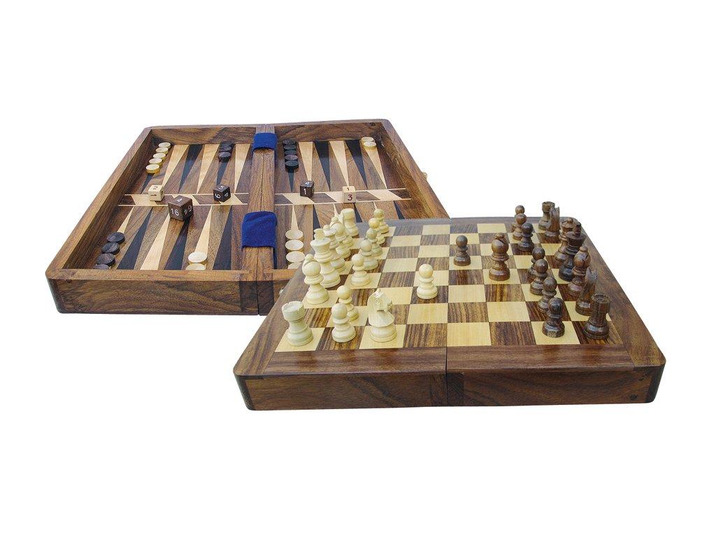 Šachy & backgammon