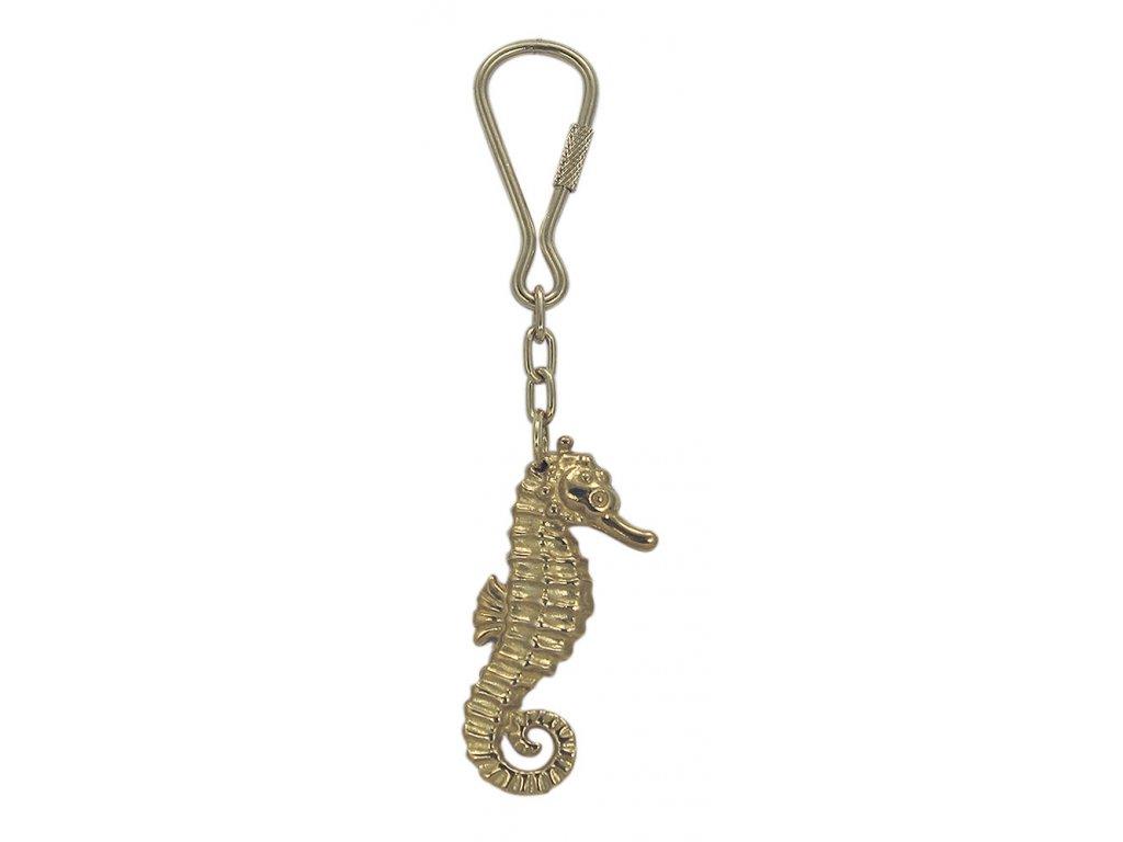 Přívěsek na klíče - mořský koník