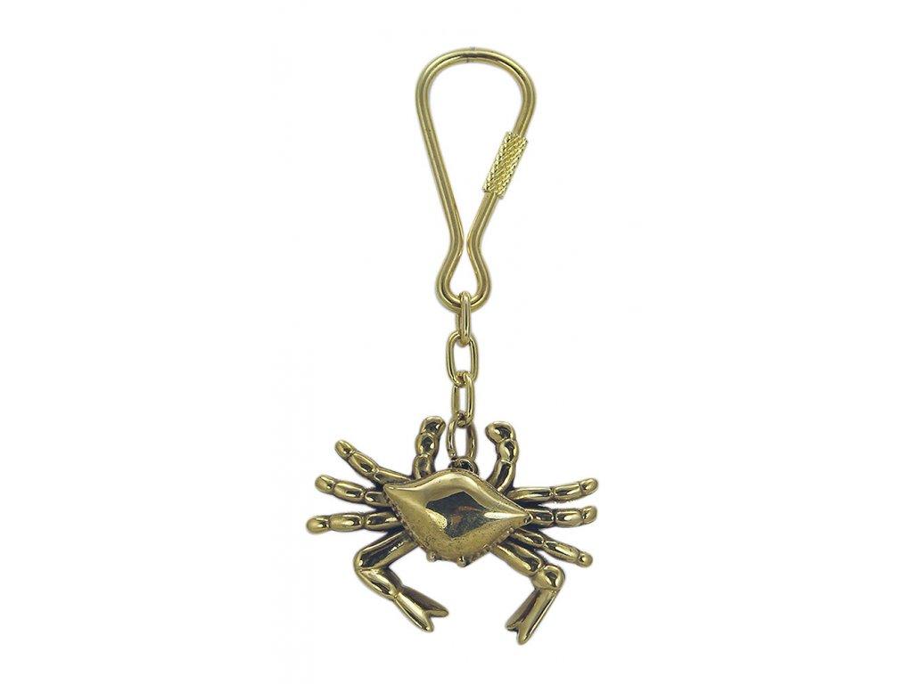 Přívěsek na klíče - krab