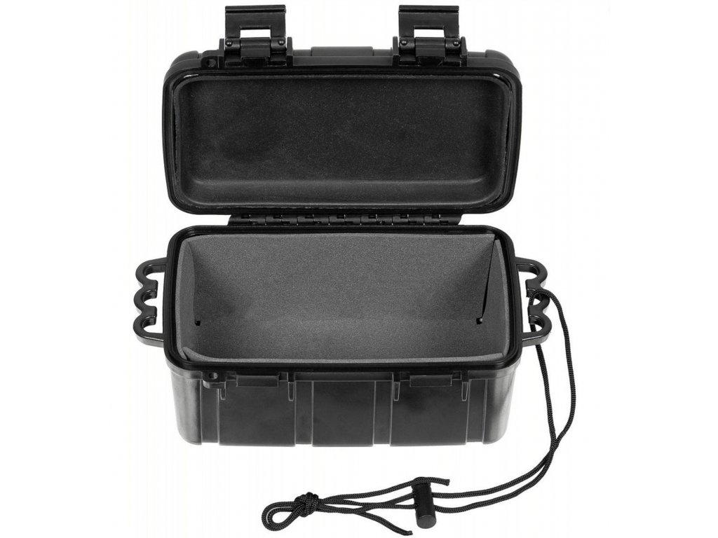 Box vodotěsný s provázkem 165x120x75 mm