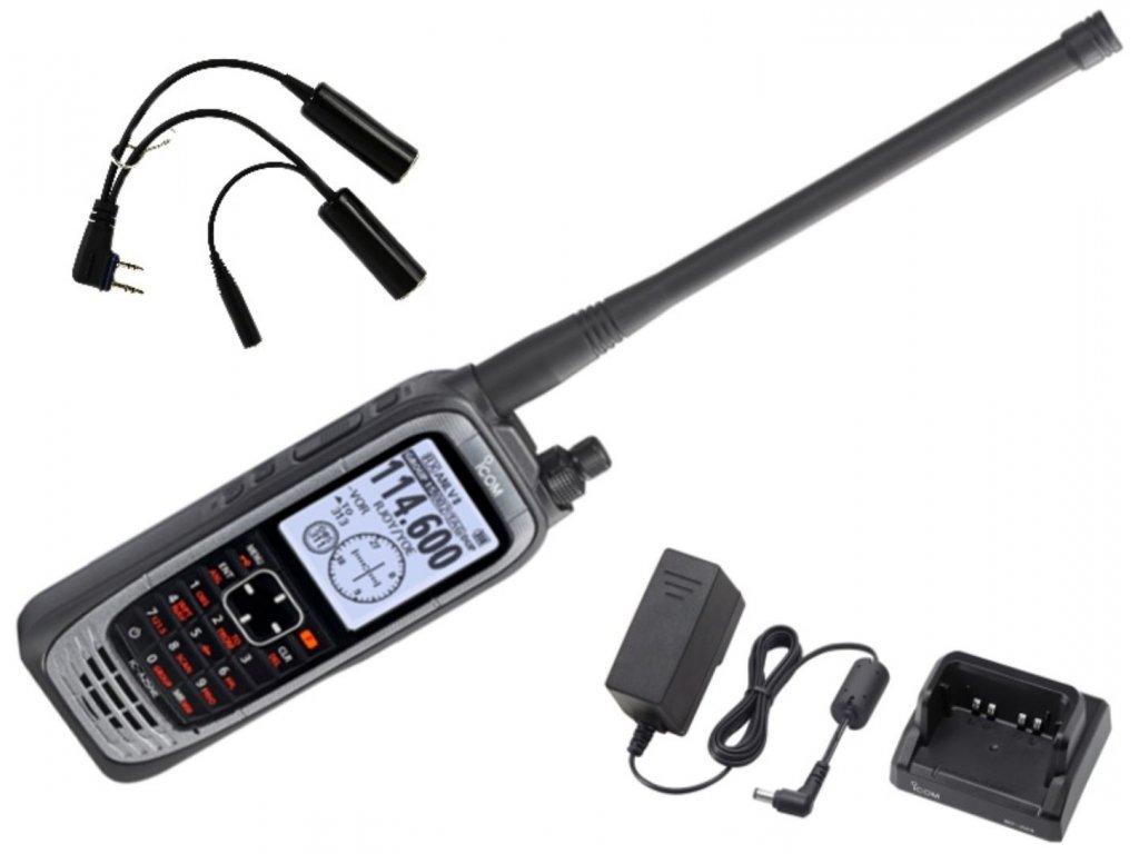 Icom IC-A25NE (GPS)