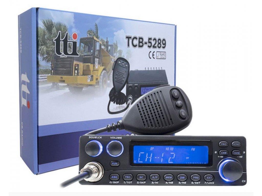 TTI TCB 5289 CB radiostanice