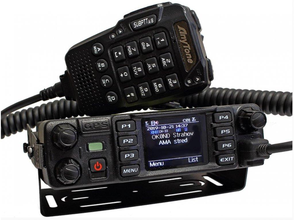 AT-D578 UV PRO GPS/BT Dualband