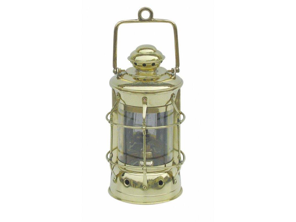 Petrolejová lampa námořnická Nelson 28 cm