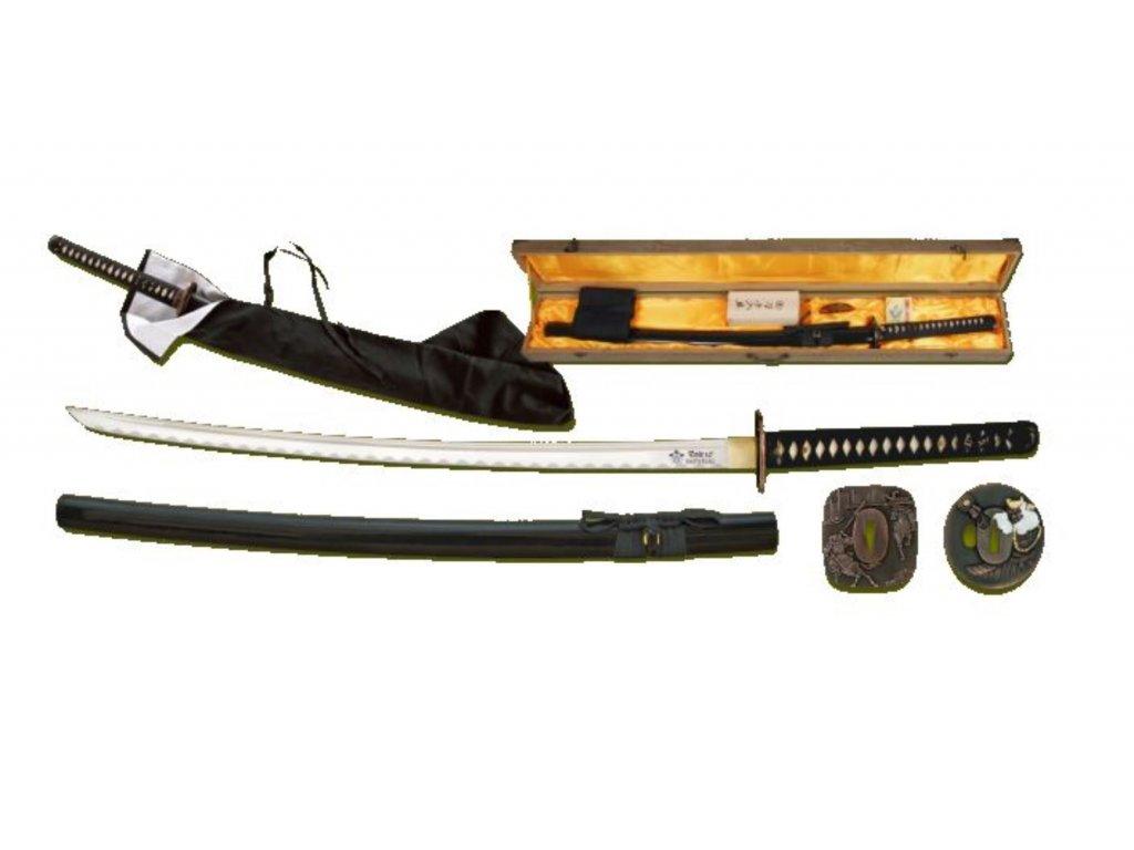 Meč samurajský KATANA SET