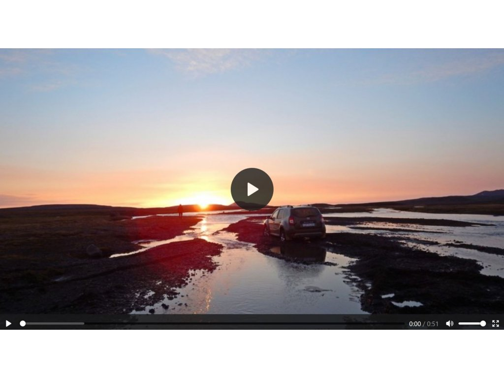 FILM Extrémní Island po vlastní ose  - o plavbě na Island a putování po ostrově