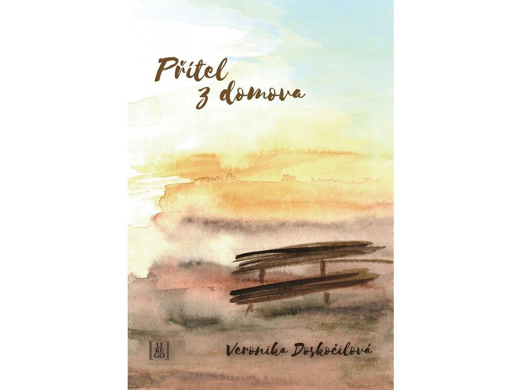 Kniha Přítel z domova (Veronika Doskočilová, 2020)  + Kuličkové pero Yachtmeni - naloď.se
