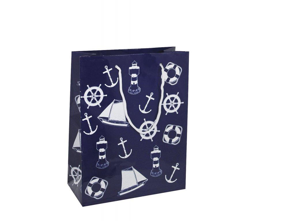 Dárková taška námořnická malá