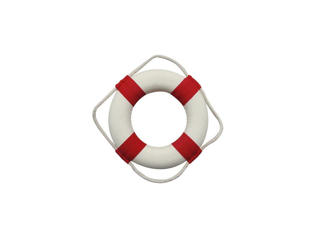 Záchranný kruh dekorační Ø 14cm 5572