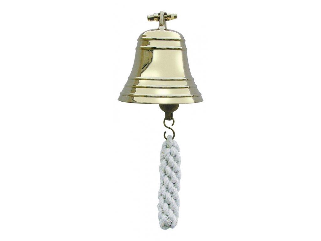 Lodní zvon mosazný 10 cm