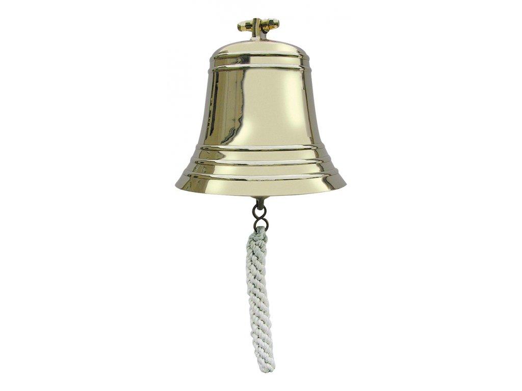 Lodní zvon mosazný Ø 20 cm 7054