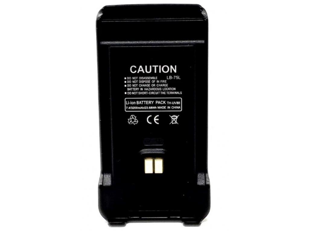 Akumulátor pro TYT TH-UV88/TH-UV98 3200mAh