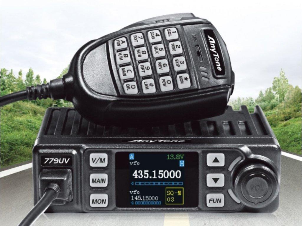 ANYTONE AT-779UV dualband