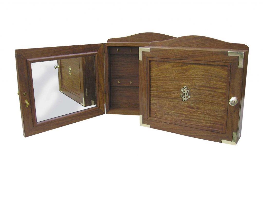 Skříňka na klíče - key box 9091