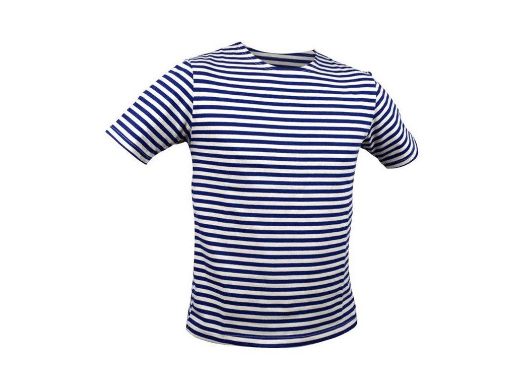 Námořnické triko krátký rukáv
