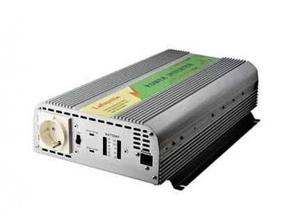 Měnič napětí 12V/230V 1500W (3500W)