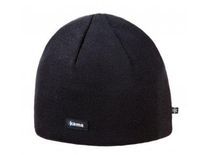 Čepice Kama A02 černá