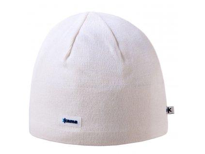 Čepice Kama A02 přírodně bílá