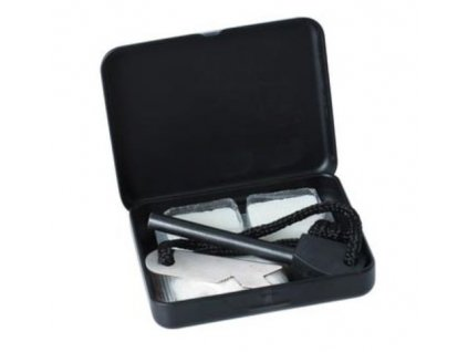 Krabička KOMBAT s vybavením pro rozdělání ohně