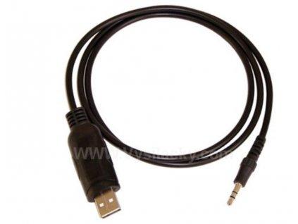 Programovací kabel Motorola CP série 1 pin