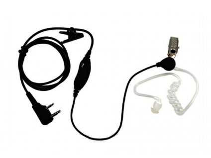 Mic KEP 24-VS náhlavka zvukovod HF