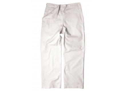 Kalhoty BW MARINE námořnické BÍLÉ