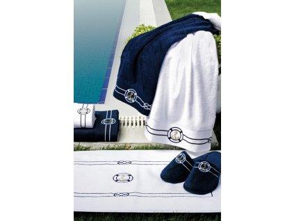 Dárková sada ručníků a osušek MARINE