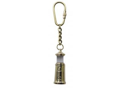 Přívěsek na klíče maják