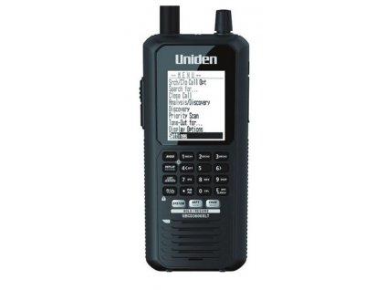 UNIDEN UBCD3600XLT ruční digitální přijímač
