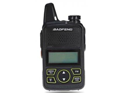 BAOFENG BF-T1 UHF  + HF sada