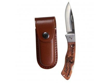 Nůž zavírací SHIRES DEER s pouzdrem