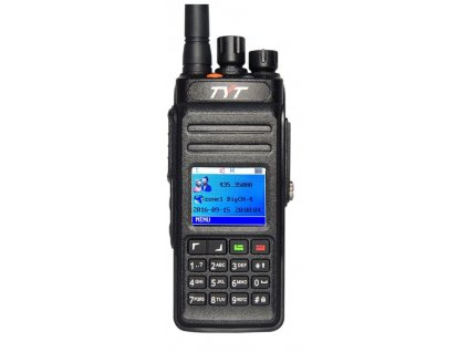 TYT MD-398 UHF DMR IP67 10W