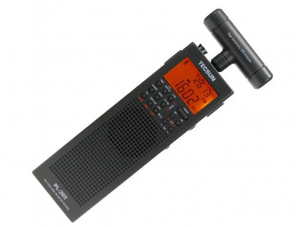 Tecsun PL-365 Black