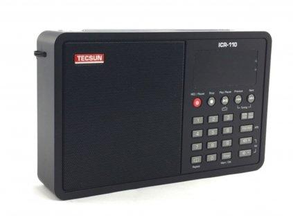 Tecsun ICR-110 přijímač