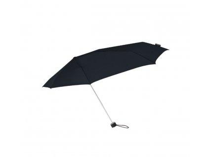 STORMini® - aerodynamický bouřkový větruodolný deštník - černý