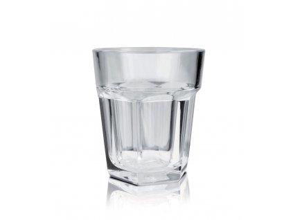 Nerozbitná sklenice - panák Shot Tumbler Facet 4 cl