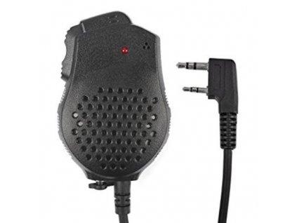 Duální externí mikrofon / reproduktor pro Baofeng UV-82