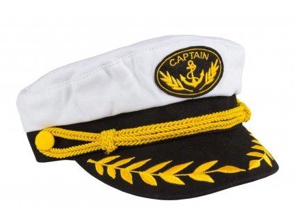 Čepice MARINE námořnická CAPTAIN