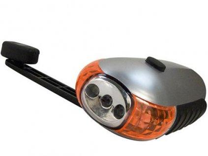 Svítilna ruční nouzová 5 LED diod